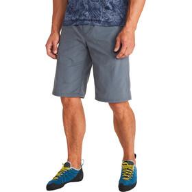 """Marmot Rubidoux 12"""" shorts Herrer, steel onyx"""
